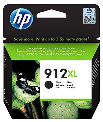 Cartón de tinta, 3Yl84Ae, no 912Xl, negro, para HEWLETT PACKARD, consumibles para impresora, cartuchos de tinta