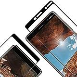 Vkaiy Verre Trempé pour Nokia 7 Plus [2 pièces], Film Protection en Verre trempé Écran...