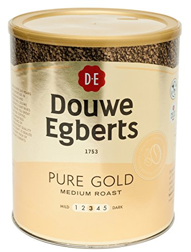 Douwe Egberts Pure Gold Instant Coffee for 470...
