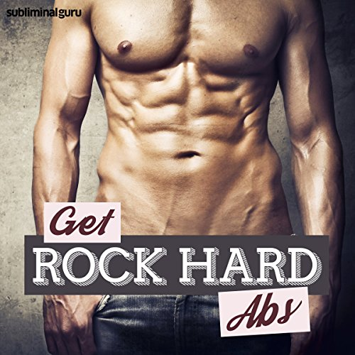 Get Rock Hard Abs audiobook cover art