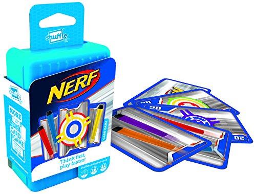 Shuffle 100212004 Card Game, Multi-Colour