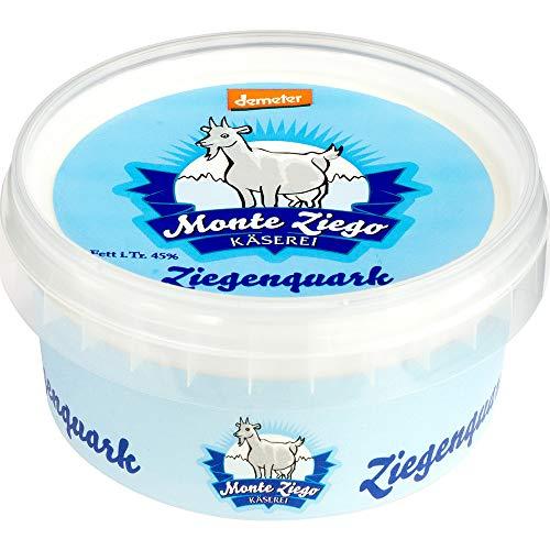 Monte Ziego Bio Monte Ziego Ziegenquark SB- 200g (6 x 200 gr)