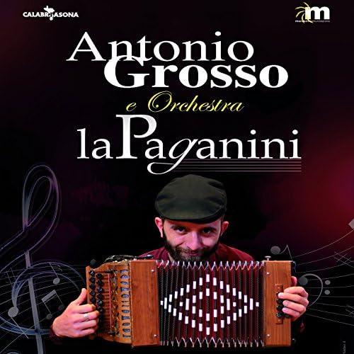 Antonio Grosso feat. Orchestra La Paganini