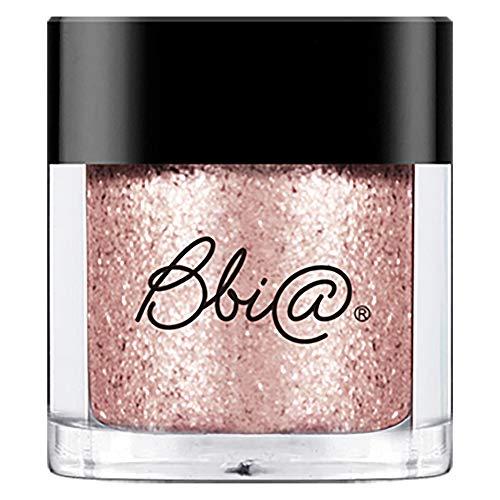 BBIA Pigments Glitter Eyeshadow, Tasty Make Up Series (01 Mild Taste) 0.06oz