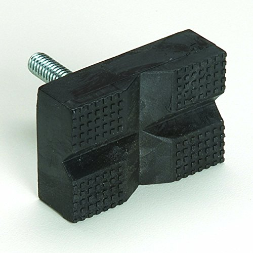 Large Rubber Foot Pad for Quick Set Drill Press Hold Down
