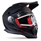 509 Delta R3 Carbon Fiber Ignite Helmet (Red - X-Large)