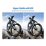 VanTop Moment 4U 4K Action Camera 20MP Underwater Waterproof Camera with EIS, External Microphone, Touch Screen, Slow… 15 Fabulous 4K Action Camera: Featuring professional 4K/30FPS video and 20MP photo resolution, VanTop Moment 4U action camera captures crystal clear and sharp footages for your adventures. The IPS touch screen and humanized operating interface make it easier to set up the camera. Just enjoy the moment for you Hyper-Stable EIS Technology: Built-in advanced Electronic Image Stabilization (EIS) helps to counteract any bump, shake or camera tilt and delivers shake-free, extremely stable and stunning videos. VanTop Moment 4U action camera is built for movements and adventures Waterproof Up to 100FT: You can explore the mysterious submarine world with this underwater camera with its included high quality waterproof case on. It is ideal for water sports such as snorkeling, diving, swimming, surfing, etc. Snap the moments you can't get with your phone with this VanTop Moment 4U