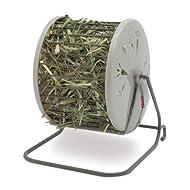 Living World Spinning Hay Dispenser Wheel, 13 x 13 x 15 cm