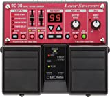 BOSS Loop Station Twin Guitar Pedal, USB, (RC-30) (RC-30)