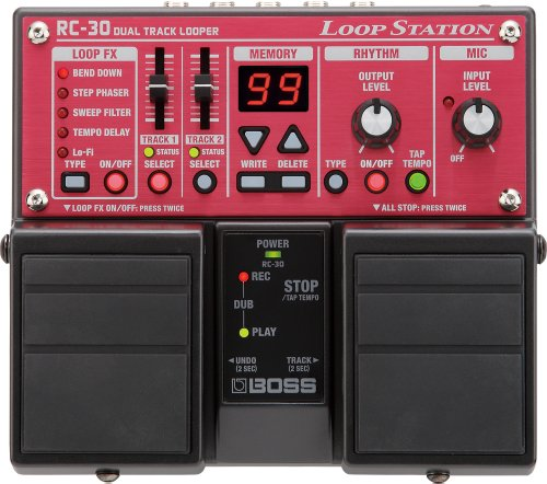 RC-30 - Pedal Loop Station Boss RC-30 -