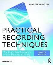 Best practical recording techniques 7th edition Reviews