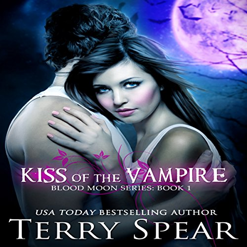 Kiss of the Vampire audiobook cover art