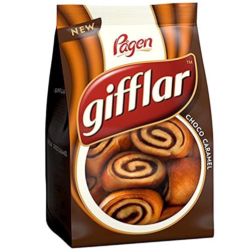 Gifflar Hefegebäck Choco Caramel - 5er
