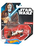 Hot Wheels Star Wars Character Car, OBI-Wan Kenobi (Ep 4)