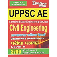 UPPSC AE Civil Engineering Chapter-wise Solved Papers Exam Planner