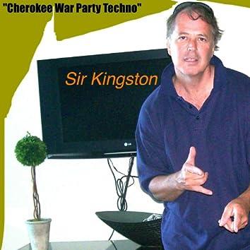 Cherokee War Party Techno