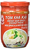 Cock Suppenpaste, Tom Ka Kai, 3er Pack (3 x 227 g)