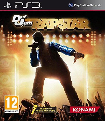 Def Jam rapstar + micro [FR Import]
