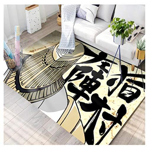 maishi Teppich Kind Schlafzimmer Wohnzimmer Flur Küche Läufer Bereich Bodenmatte Cartoon Anime Kid Play Boy Geschenk Home Decoration Rechteck Groß