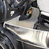Hindermann Fußraumisolierung in Wannenform Fiat Ducato ab 05/2014 beige