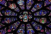1000ピースジグソーパズルノートルダム大聖堂パリフランスサウスローズウィンドウステンドグラス木製ジグソーパズル大人と10代のための1000ピース Puzzles