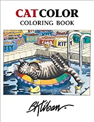 This Is The Only Grey Scale Cat Coloring Book Ive Seen And Right Now Going On My Wishlist Reviews One Are Great