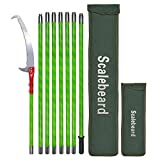 Best Pole Pruners - Scalebeard 26 Foot Tree Trimmer Pole Manual Pruner Review