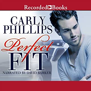 Perfect Fit audiobook cover art