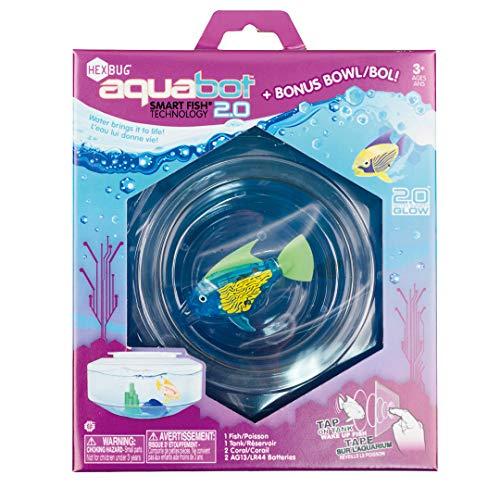 Hexbug 503006 - Aquabot 2.0 Deco Bowl, juguetes electrónicos , color/modelo surtido