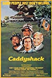 Caddyshack 1980 36x24 Movie Art Print Poster Comedy Classic