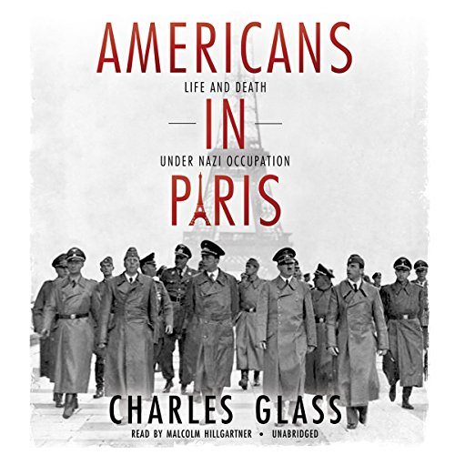 Americans in Paris audiobook cover art