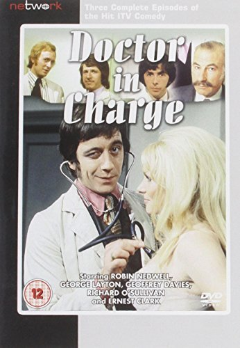 Doctor In Charge: The Devil You Know/ The Research Unit/... [DVD] [Reino Unido]