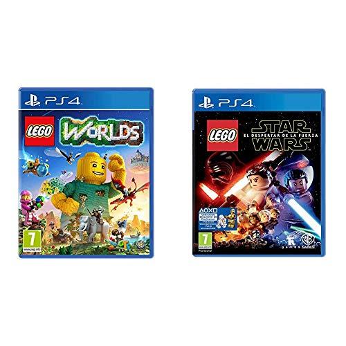 LEGO Worlds - Edición Estándar + Star Wars: El Despertar De La Fuerza (Episodio 7)