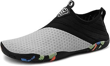 SGCDKSP Chaussures de plongée en apnée, Chaussures de plongée, Couples mâles et Femelles,Chrome,42yards