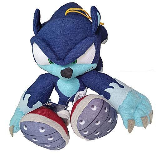 Cuina Sonic Pelush Doll Sonic Pelush Doll Toys Sonic Peluche Soft Soft Toy Hot Juego Muñeca para niños yuechuang