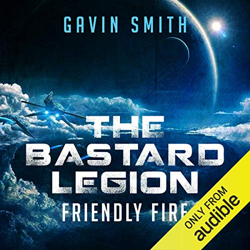 Friendly Fire Audiobook By Gavin Smith cover art