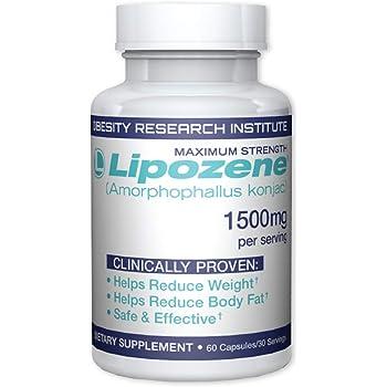 lipozene green diet pills