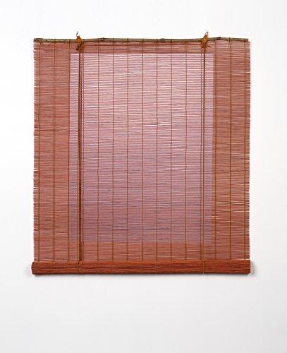 Estores Basic Natural Enrollable, Bambú, Caldera, 60x170cm