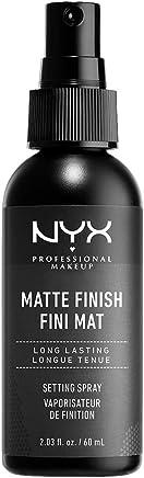 NYX PROFESSIONAL MAKEUP Makeup Setting Spray, Matte Finish, 2.03 Ounce