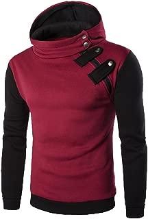 ZEFOTIM Men Long Sleeve Hoodie Hooded Sweatshirt Tops Jacket Coat Outwear