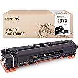 Ziprint W2210X - Cartuchos de tóner para HP Color LaserJet Pro M255dw MFP M282nw M283cdw M283fdw (1 negro)