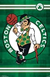 Boston Celtics - Logo 2014 Poster Drucken (55,88 x 86,36