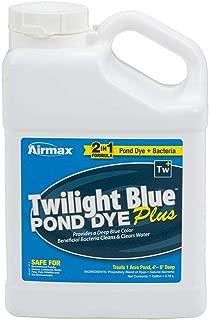 Airmax Twilight Pond Dye Plus, Case 4-1 Gallon Bottles