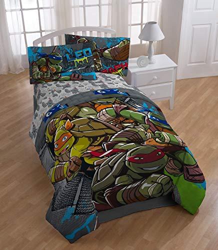 ninja turtle blanket queen - 9