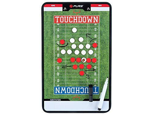 Pure 2Improve Taktiktafel American Football, 35x22cm