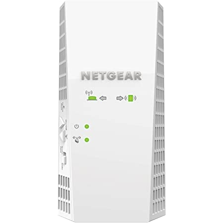 NETGEAR WiFi Mesh Range Extender EX7300 - Coverage up to 2300 sq.ft. and 40 devices with AC2200 Dual Band Wireless Signal Booster & Repeater (up to 2200Mbps speed), plus Mesh Smart Roaming