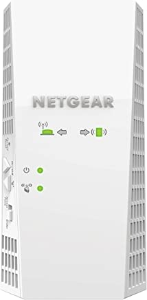 $113 Get NETGEAR Wi-Fi Mesh Range Extender EX7300 - Coverage up to 2000 sq.ft. and 35 devices with AC2200 Dual Band Wireless Signal Booster & Repeater (up to 2200Mbps speed), plus Mesh Smart Roaming