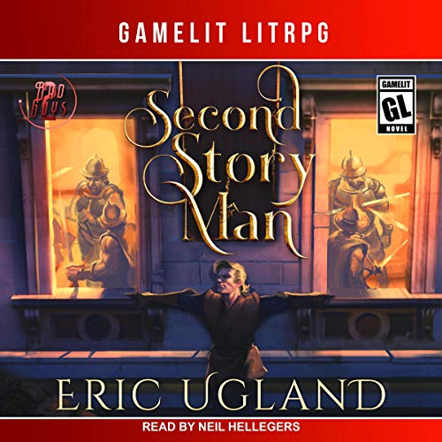 Second Story Man cover art