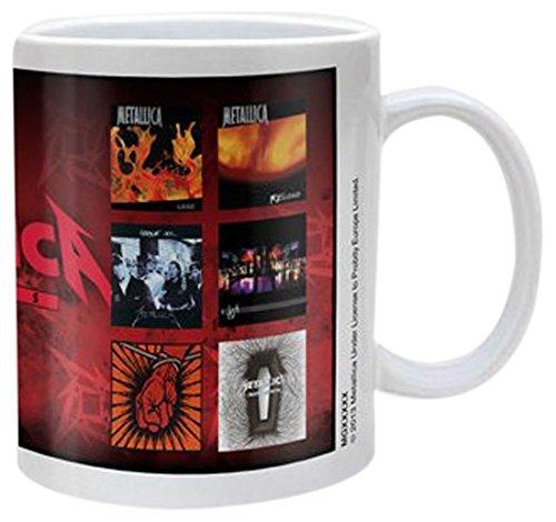 Empire Merchandising 686909 álbum Metallica Taza tamaño, diámetro 8