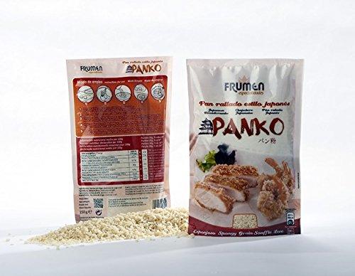 Pan rallado estilo japonés Panko 150g